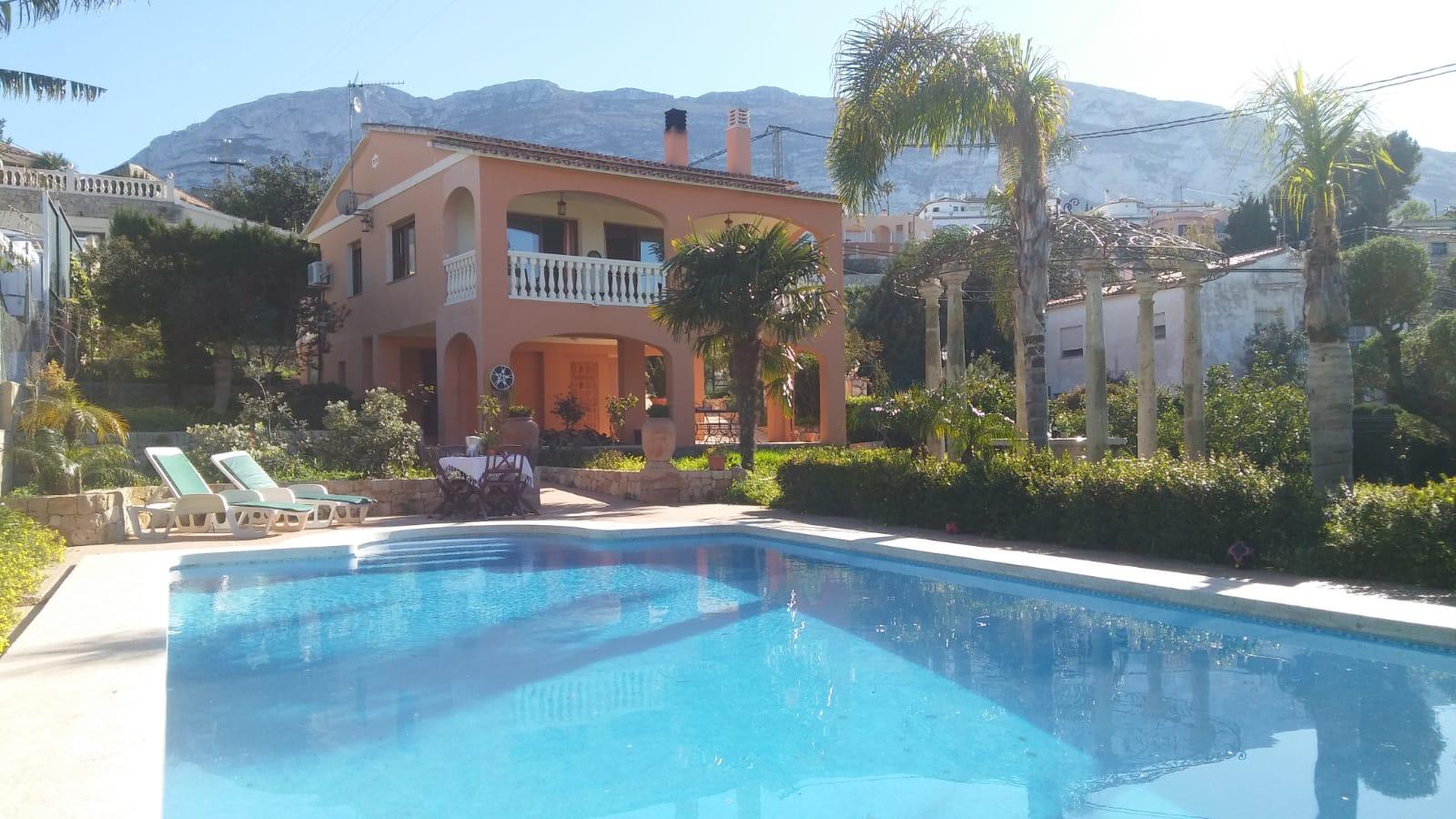 Costa Blanca Immobilie Kaufen Haus kaufen Denia an der